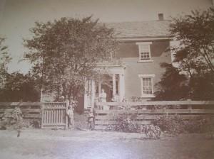 Mellinger House turn of the last century